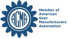 Commercial Gear is a member of the American Gear Manufacturers Association