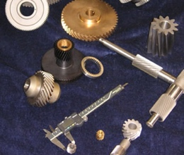 Custom Made Bevel and Mitre Gears