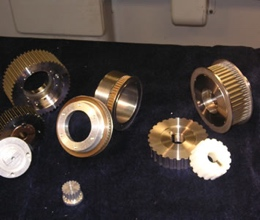 Timing Pulleys & Gear Belt Pulleys